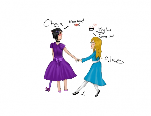 Alice and Ches!