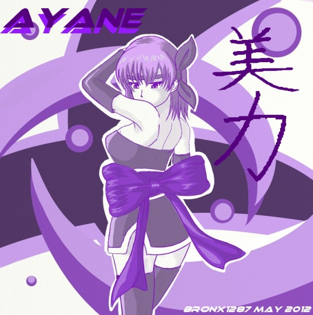 Ayane Monochrome