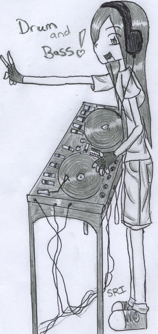 I DJ.........