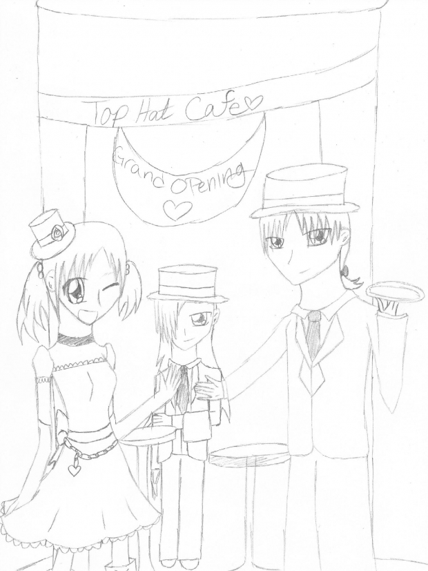 Welcome to Top Hat Cafe!