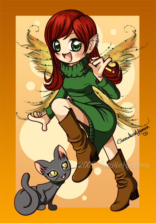 Chibi Elves and Jenks