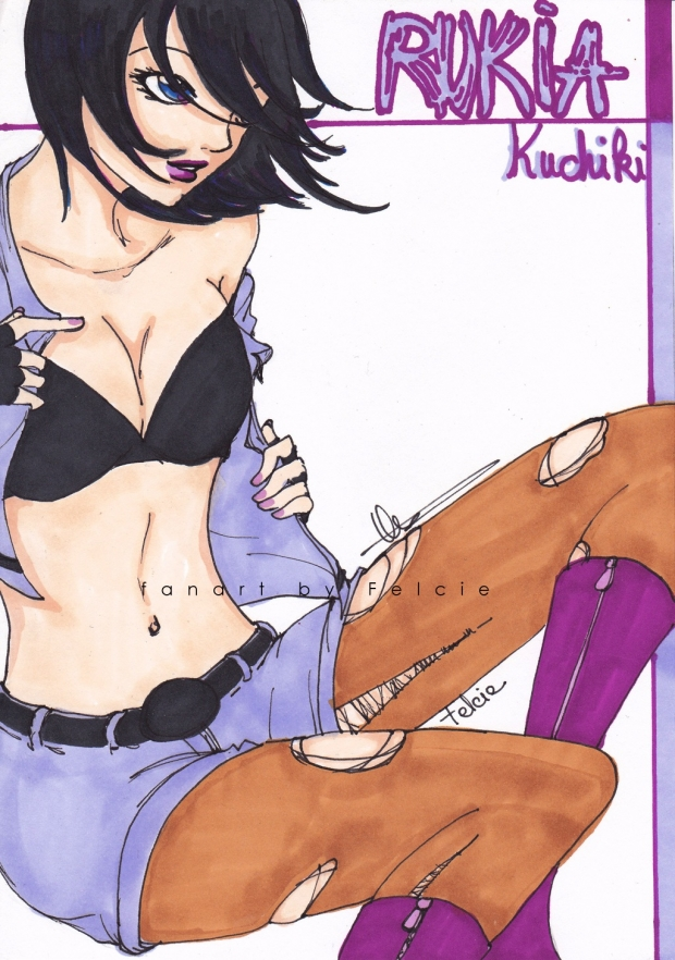 Rukia (dirty)