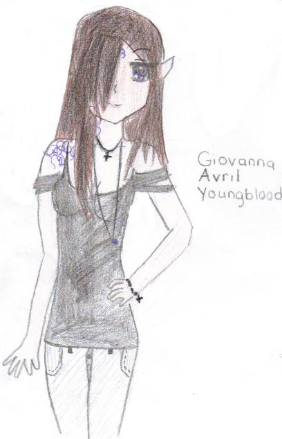 Giovanna Avril Youngblood