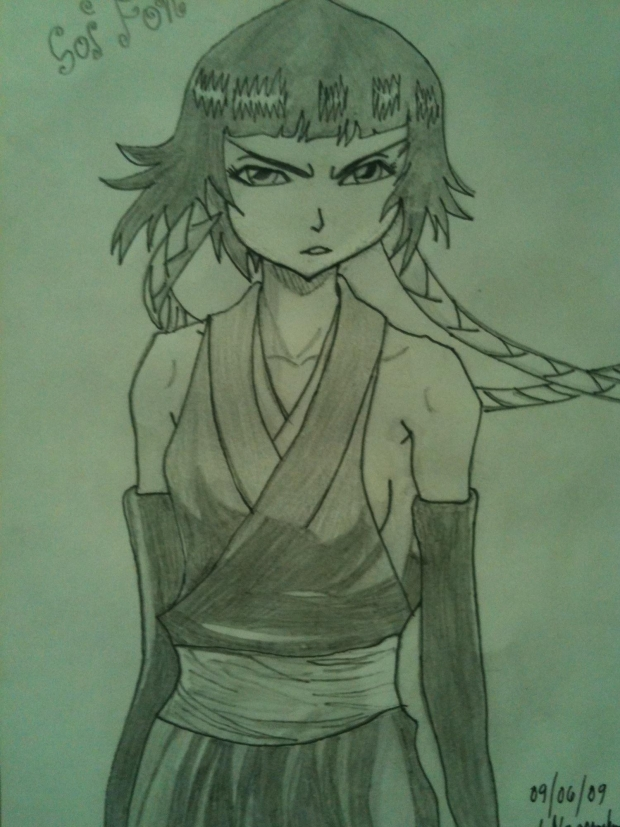 Fierce Soi Fon