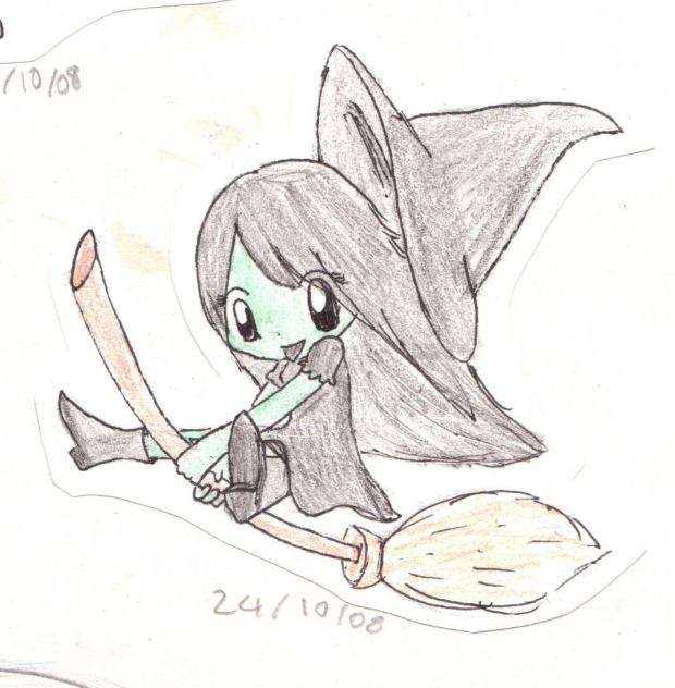 chibi elphaba