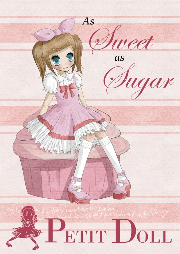 As sweet as sugar