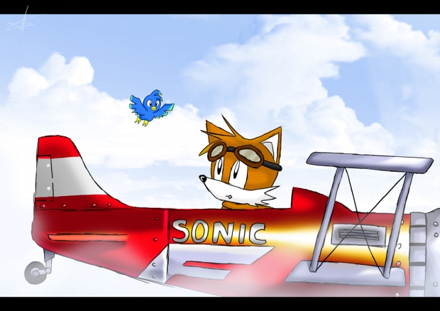 .:Going to Catch Sonic:.