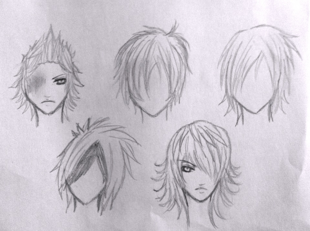 Hairstyle Possibilities