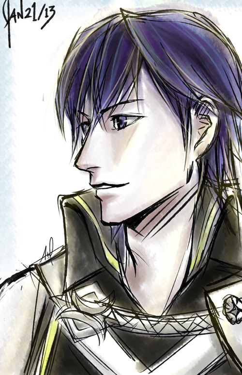 FE Awakening Countdown 14 Days: Chrom