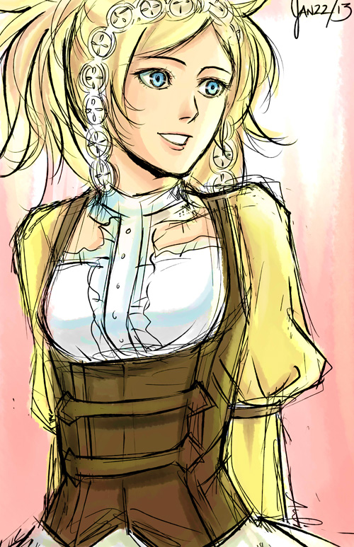 FE Awakening Countdown 13 Days: Lissa