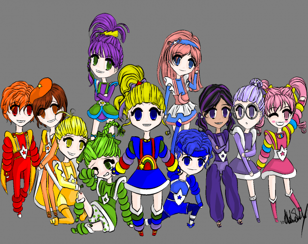 Rainbow Brite :D