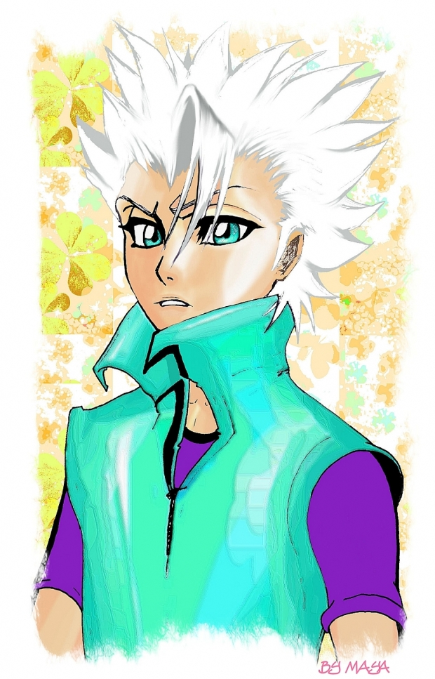 Hitsugaya Toushirou