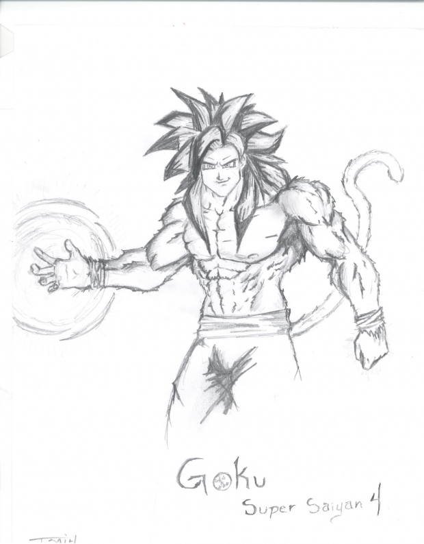 Goku Super Saiyan