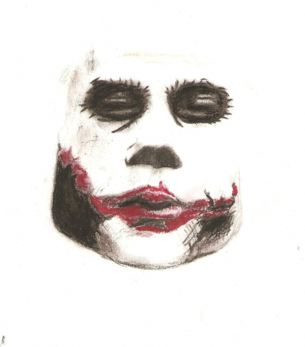Joker unfinished