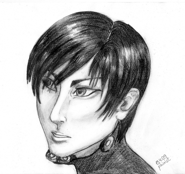 Gantz - Nishi