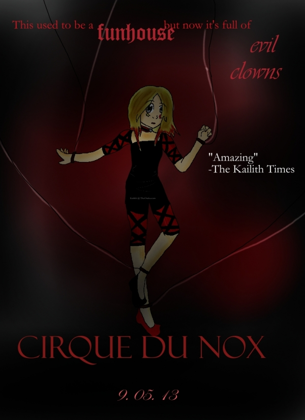 Cirque du Nox Movie Poster