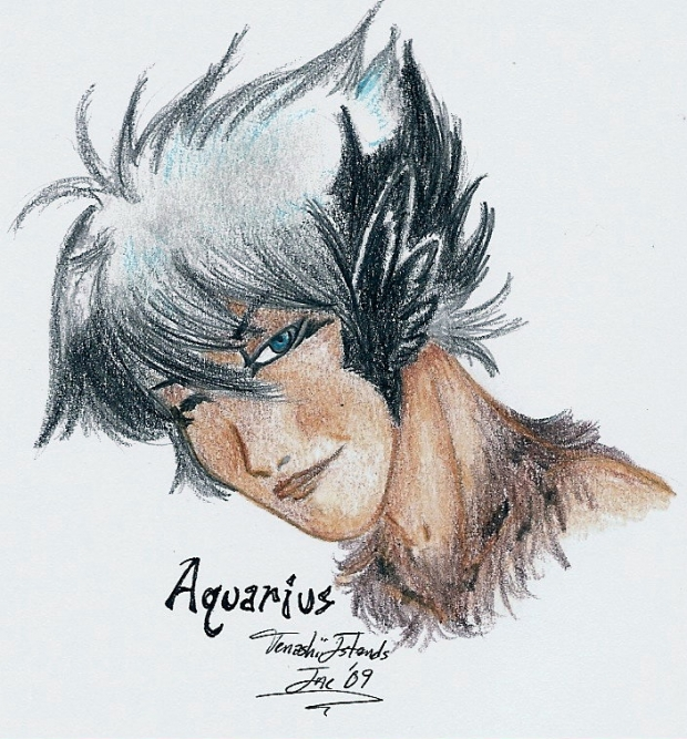 Aquarius the Osprey