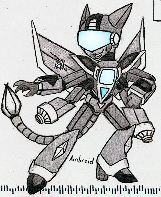 Transformers OC: Ambroid