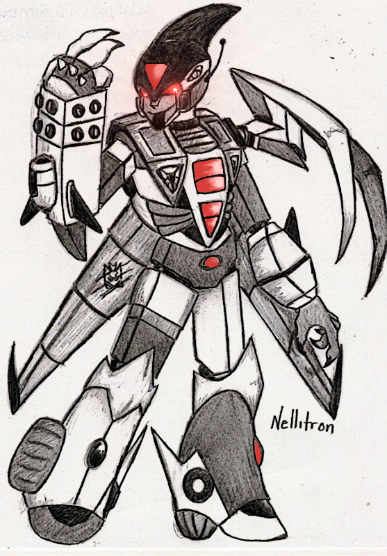 Transformers OC: Nellitron