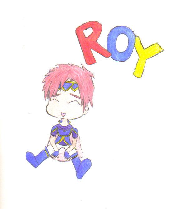 Chibi Roy!