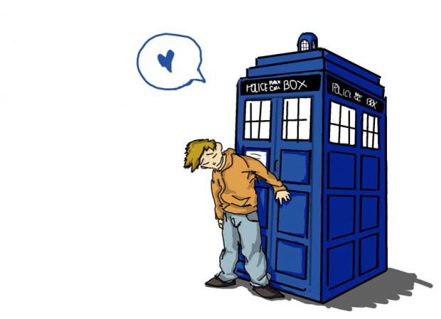 My Tardis and Mine