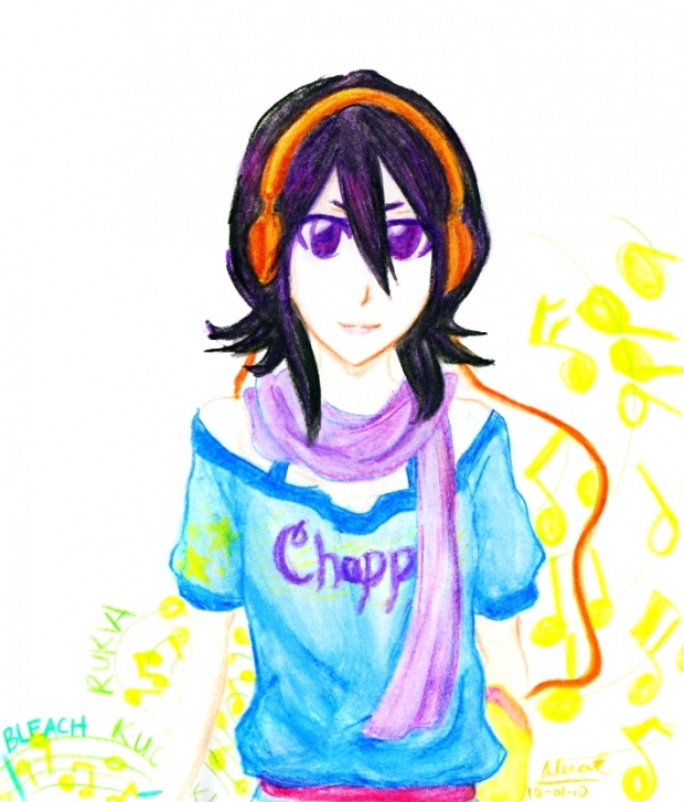 Headphone Series 4: Rukia