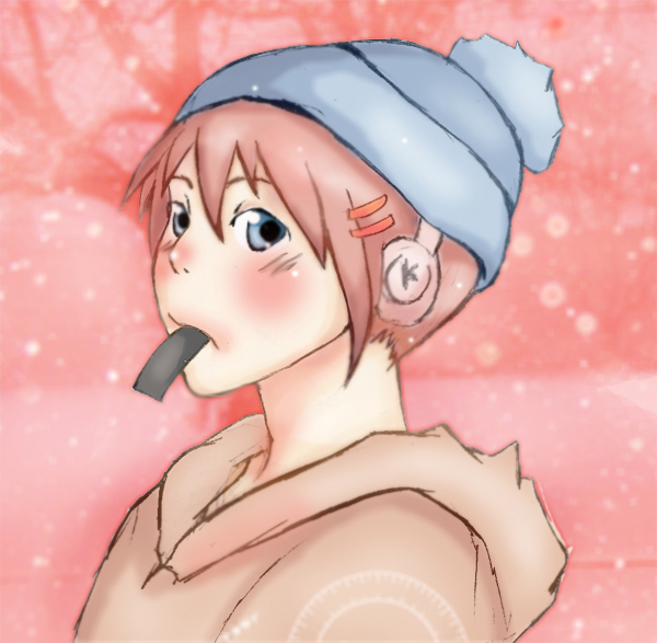 Kagura in Winter