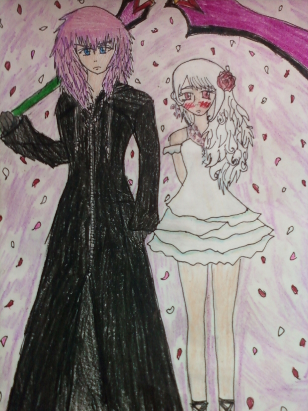 Marluxia and Alex
