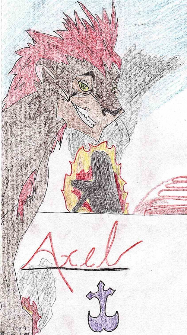 Axel's Lion Form
