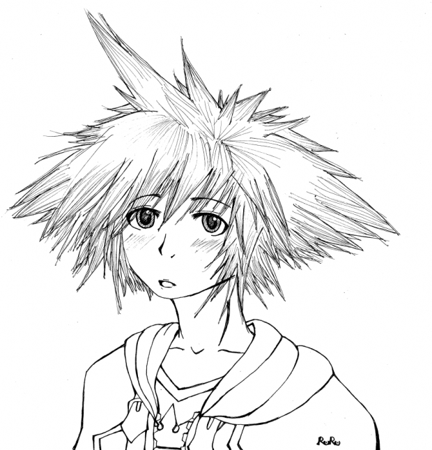 Sora Spacing Out