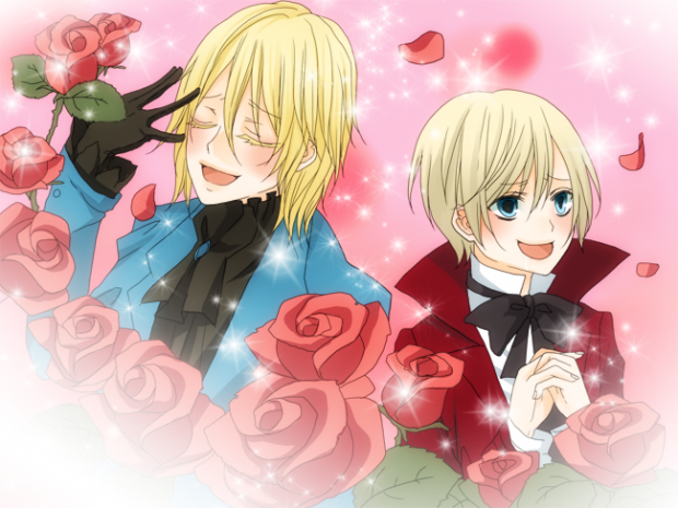 Kuro - Viscount Druitt and Alois
