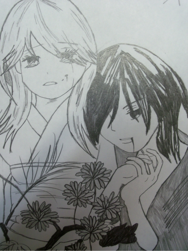 Kyo and Misao :D