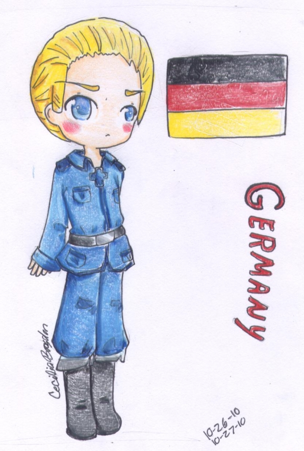 :Little Germany: (color!)