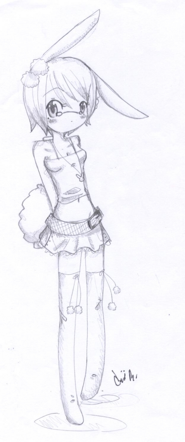 Usagi Chan (sketch)