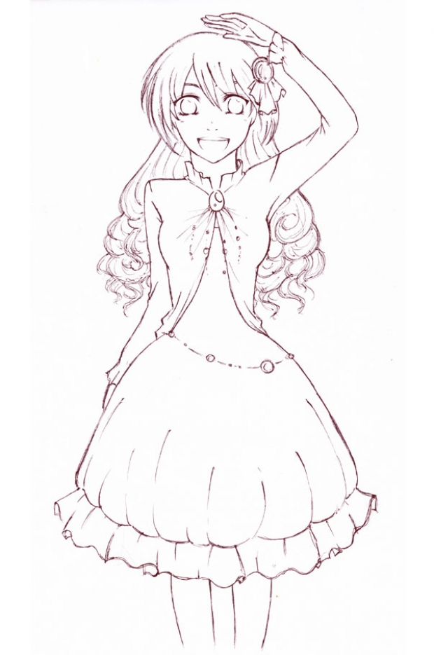 4th Alice sample (not colored)