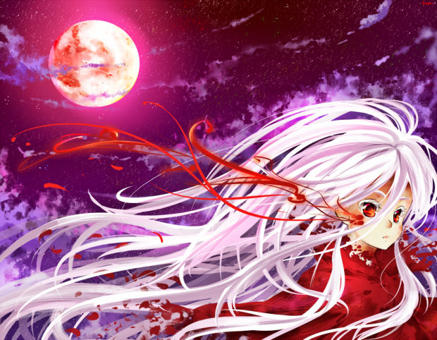 bloodstained moon