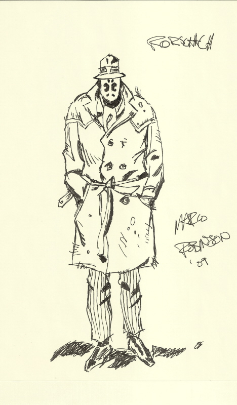 RORSCHACH ROUGH SKETCH!!!