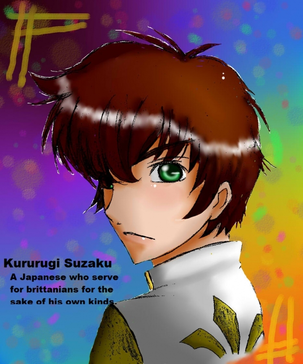 Kururugi Suzaku