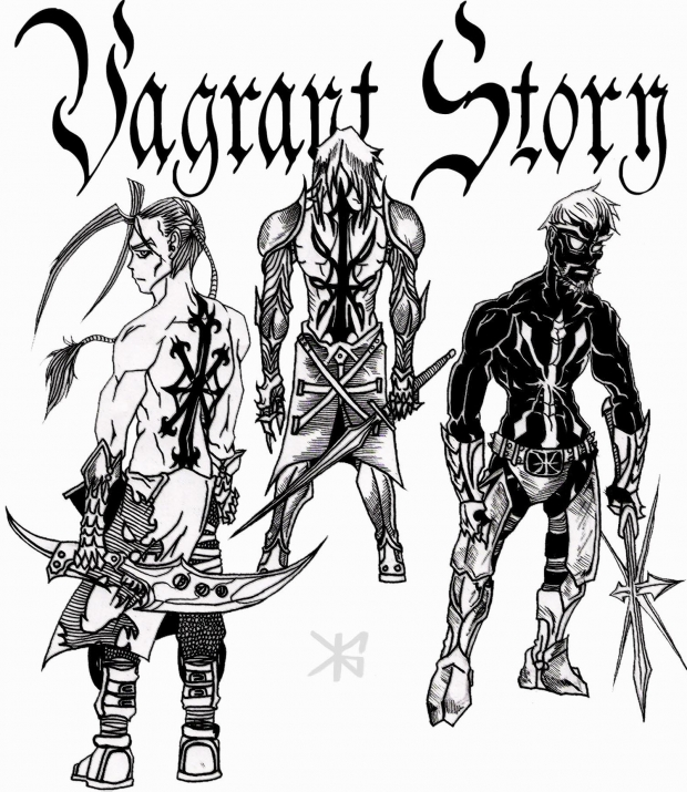 Vagrant Story Bloodsin