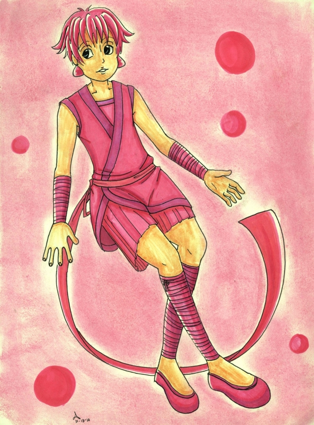 Mew Gijinka