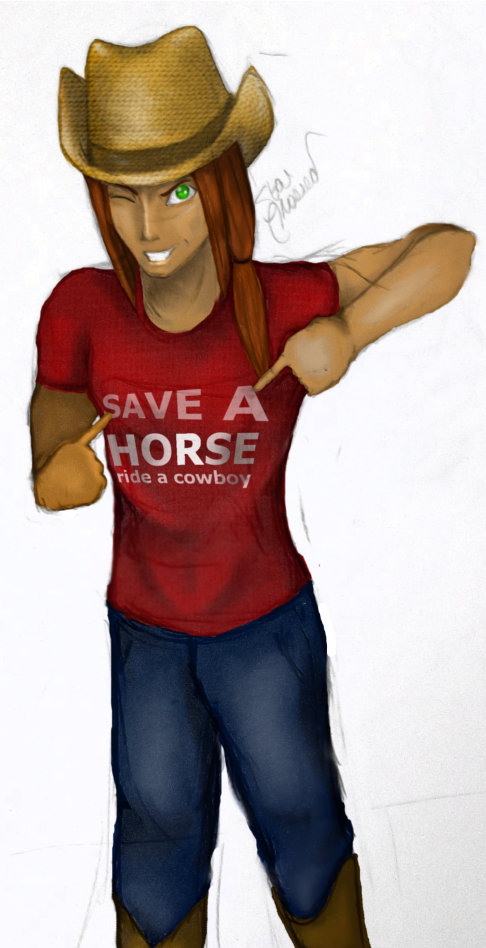 Save a Horse..