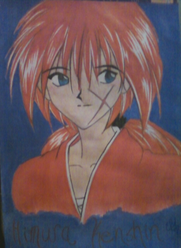 Kenshin!!(colored)