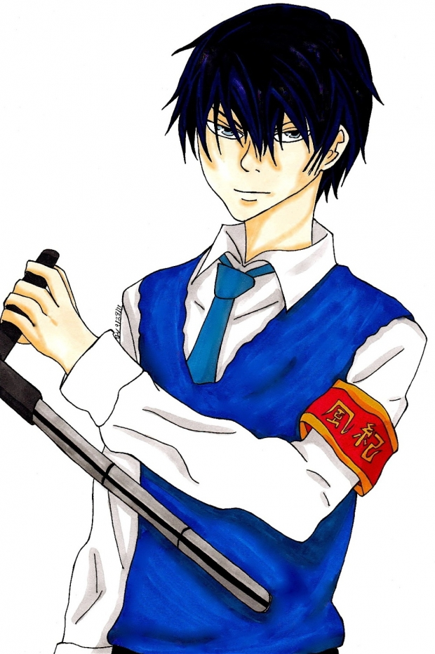 Blue Kyoya