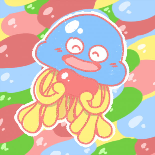 Hoimin the Mr Jelly Bean