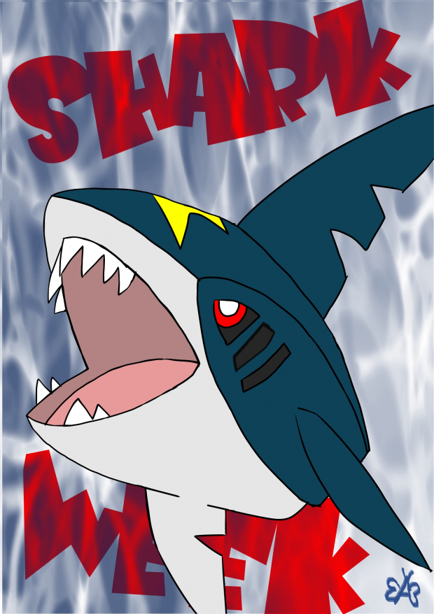 Its Shark Week!