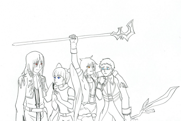 Tales of Graces f WIP