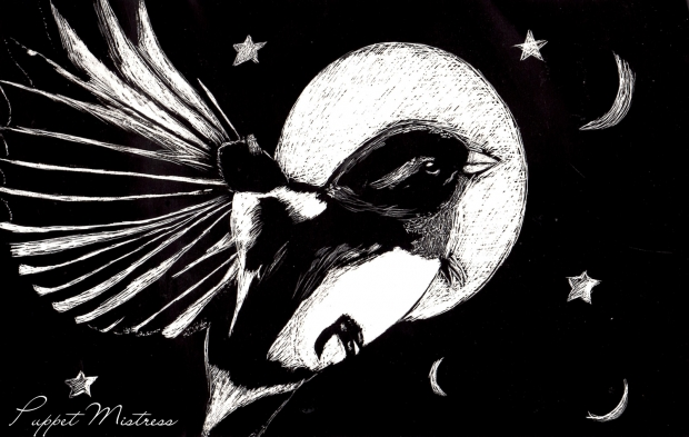 Moonlight Sparrow
