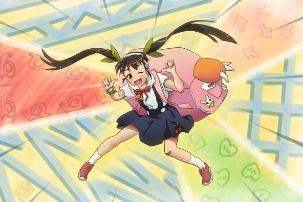 Hachikuji to the Rescue, Arararara!!