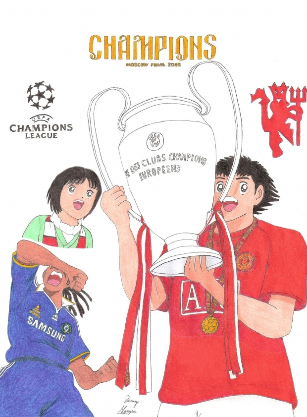 CT - 2008 Champions League special