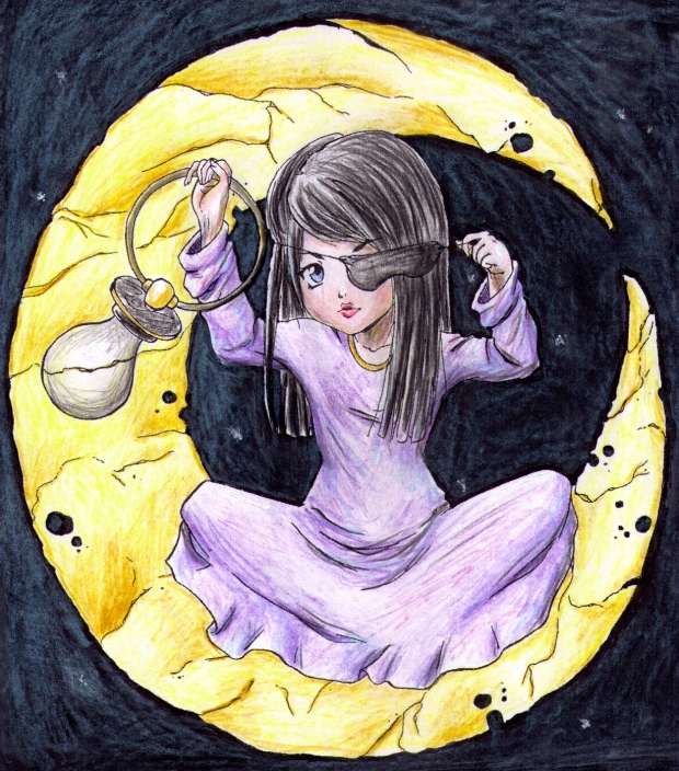 Little Lady In The Moon